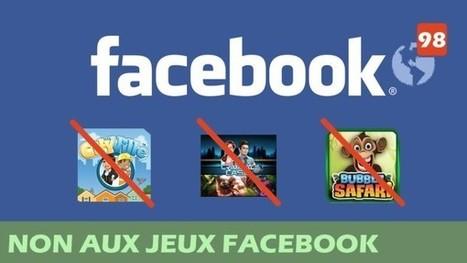 Comment bloquer les invitations aux jeux Facebook ? - Blog du Modérateur | Mon Environnement d'Apprentissage Personnel (EAP) | Scoop.it