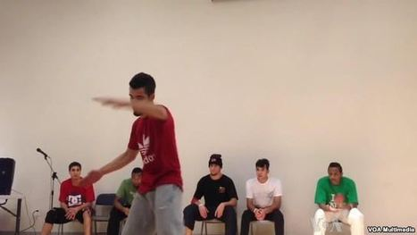 Iraqi Dancers in US on First Hip Hop Diplomacy Tour - Voice of America | professional dancer | Scoop.it