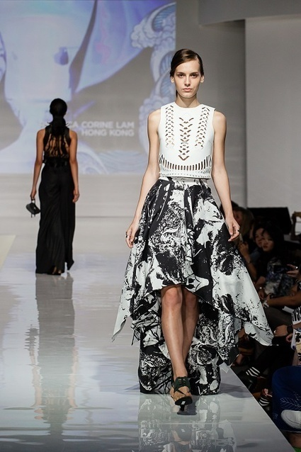 Dispatches From Asia Fashion Exchange 2014: May 12, Star Creation - Popspoken | Asian Beautiful Girl | Scoop.it