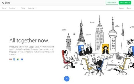 "Google aglutina sus servicios en la nube bajo la nueva marca ""Google Cloud"" 