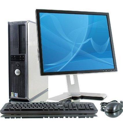 "Dell Optiplex GX620 Intel Pentium 4 2800 MHz 40Gig Serial ATA HDD 2048mb DDR2 Memory DVD ROM Genuine Windows 7 Home Premium 32 Bit + 17"" Flat Panel LCD Monitor Desktop PC Computer | Best Desktop Reviews Online | Scoop.it"