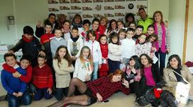 Nuestros alumnos participan en Radio #Armilla en el Día de la #Paz #peaceday | IEARN - GLOBAL EDUCATION | Scoop.it