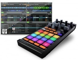 Review & Video: Traktor Pro 2.5 & Traktor Kontrol F1 | Digital DJ Tips | DJing | Scoop.it