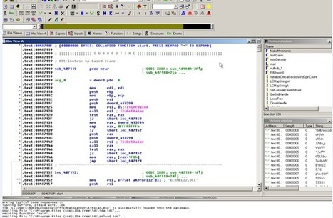 Hunting #Malwares | #Security #InfoSec #CyberSecurity #Sécurité #CyberSécurité #CyberDefence & #DevOps #DevSecOps | Scoop.it