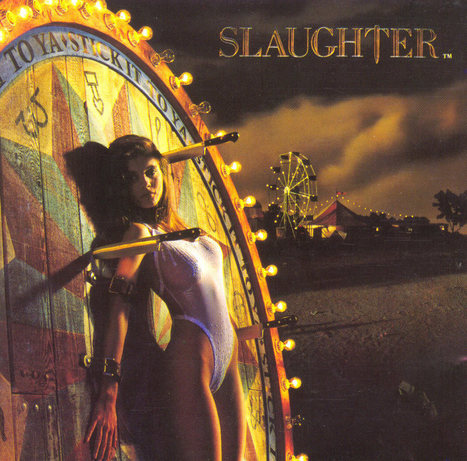 Slaughter Sticks It Their First Time Out   Album covers   Scoop.it