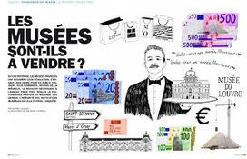 Les musées sont-ils à vendre ? | Culture | Scoop.it