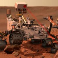 "Curiosity lancia raggi laser contro le rocce marziane | L'impresa ""mobile"" | Scoop.it"