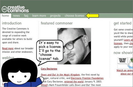 Blogger's Guide to Creative Commons: In Pictures - The Blog Herald | better blogging tips | Scoop.it