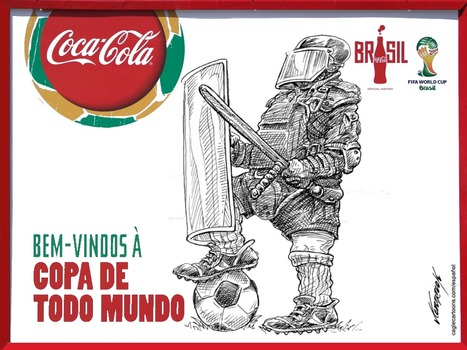 Welcome to the Real World Cup 2014 | BRevolução | Scoop.it