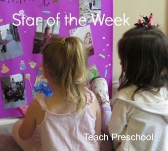 Star of the week in preschool | Teach Preschool | Scoop.it