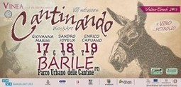 Cantinando wine & art, ottava edizione, 17-18-19 agosto 2013 | Cantinando | Scoop.it