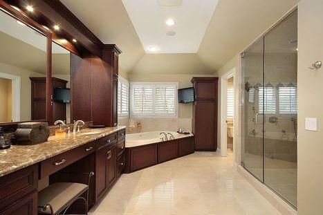 Phoenix Bathroom remodeling Contractor Cabinets Vanities Tile Showers | Bathroom Remodeling Designs and Ideas | Scoop.it