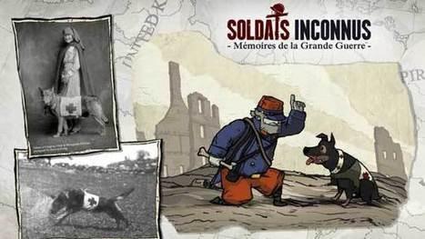Soldats inconnus, un jeu pour connaître la Grande Guerre   Romans régionaux BD Polars Histoire   Scoop.it
