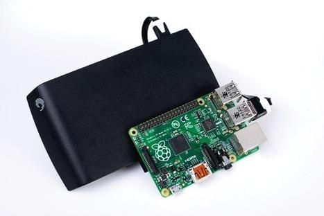 Raspberry Pi streaming media caster | Arduino, Netduino, Rasperry Pi! | Scoop.it