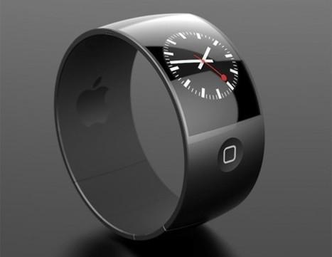 La montre iWatch pourrait arriver fin 2013 | Veille web-technologique | Scoop.it
