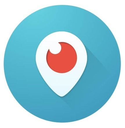 Using Periscope (a live streamimg app) in Higher Education | Technology in Today's Classroom | Scoop.it