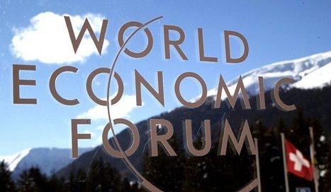 Fórum de Davos terá número recorde de participantes | networking people and companies | Scoop.it