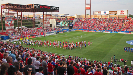 New FC Dallas partnership with Toyota to lead to stadium improvements - Major League Soccer | Marketing | Scoop.it