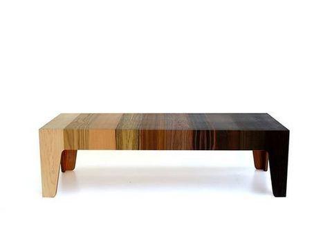 Gradient Table by Eli Chissick » Yanko Design | L'Etablisienne, un atelier pour créer, fabriquer, rénover, personnaliser... | Scoop.it