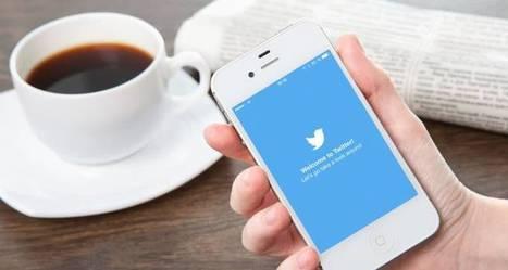 Pourquoi les patrons français doivent être présents sur Twitter   Réseaux sociaux & Community Management   Scoop.it