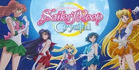 Sailor Moon Crystal: Revelado los diseños para la tercera temporada | Noticias Anime [es] | Scoop.it