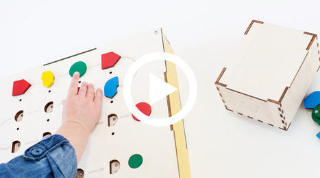 Primo • A playful tangible programming interface | ROBOKIDS | Scoop.it