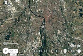 Google Time laps | Outils cartographiques | Scoop.it