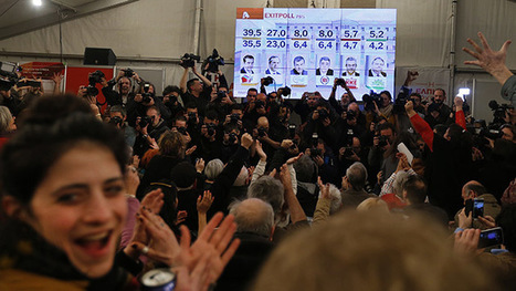 Greece's anti-austerity Syriza party officially wins parliamentary elections | Global politics | Scoop.it