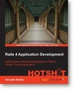 Build interesting application scenarios with Rails 4 using with Packt's new book and Ebook | Books from Packt Publishing | Scoop.it