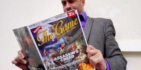 L'audacieux pari de The Game, le magazine pour les fans de jeux vidéo | DocPresseESJ | Scoop.it