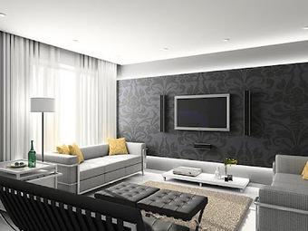 Salones minimalistas modernos - Living - Fotos ~ Blog - Decoración | ARIS casas | Scoop.it