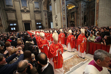 Tuesday's Religion News Roundup: Conclave Opens * Sweet Sistine Victor * Cardinal's Mom - Religion News Service | THINKING PRESBYTERIAN | Scoop.it