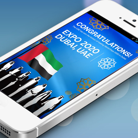 DUBAI EXPO 2020 - MOBILE APP | Dubai Expo 2020 | Scoop.it