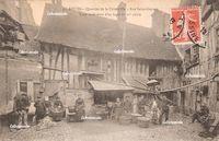 Le Blog de Rouen, photo et vidéo: Rouen vers 1900 , Le Quartier de la Côte d'Or... | MaisonNet | Scoop.it