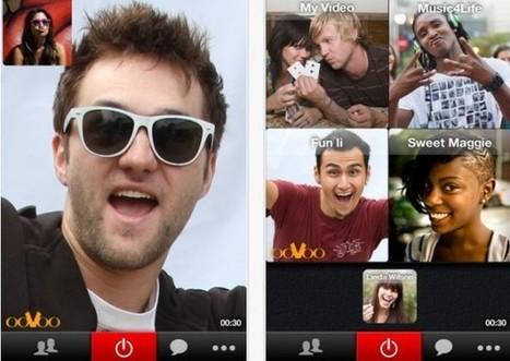 #ooVoo ya permite videoconferencia entre 4 personas desde android y iPhone | Pedalogica: educación y TIC | Scoop.it