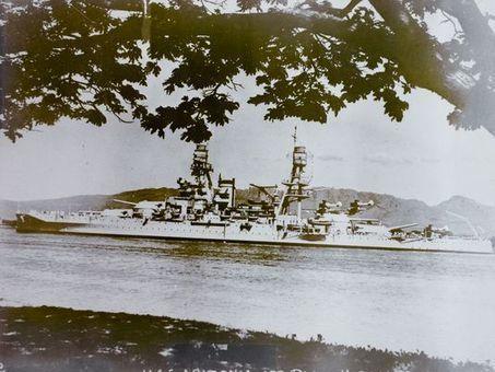 USS Arizona: The mightiest ship at sea - Pensacola News Journal | Western liner's scoop.it! | Scoop.it