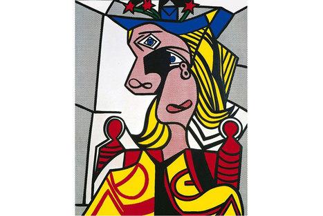 Christie's to offer a Pop Art masterpiece: Roy Lichtenstein's Woman with ... - Art Daily   Pop Art - Movimento Artístico   Scoop.it