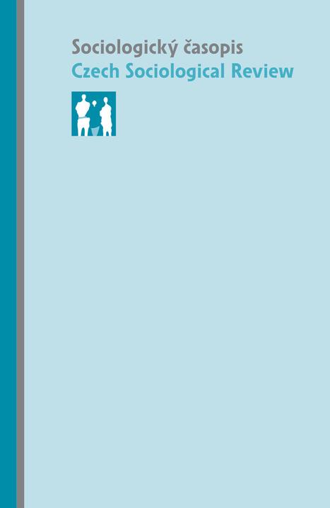 Celková a zahraniční citovanost Sociologického časopisu: výsledky citační analýzy. | SCImago on Papers | Scoop.it