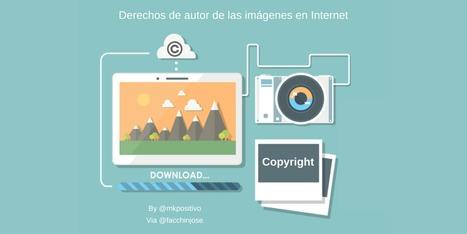 ¿Conoces los derechos de autor de las imágenes en Internet? | Educación y TIC. | Scoop.it