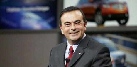 L'ETAT FRANÇAIS SORT VICTORIEUX DE SON BRAS DE FER AVEC CARLOS GHOSN ! | Auto , mécaniques et sport automobiles | Scoop.it