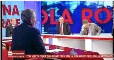 PAOLO FERRARO dice la verità sulla crisi in TV, IMPERDIBILI le reazioni degli altri invitati! VIDEO. | Paolo Ferraro magistrato CDD | Scoop.it