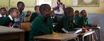 "In Tanzania, MOOCs Seen as ""Too Western"" 