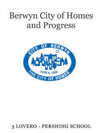 Berwyn City of Homes and Progress | SAMR | Scoop.it
