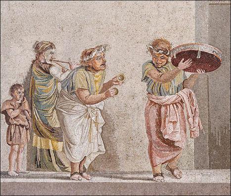 ANCIENT ROMAN CULTURE AND MUSIC   LA MUSICA Y LA GUERRA ROMANA EN SU ENTORNO   Scoop.it