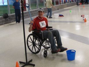 Wheelchair racers raise awareness for spinal cord patients | Living With A Disability | Scoop.it