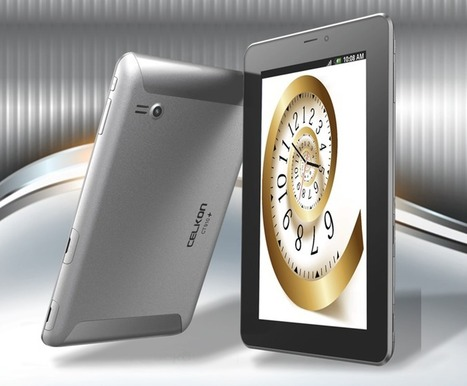 Low Cost 3G Voice Calling Tablet Celkon CT910+ HD launched | Daily Magazine | Scoop.it