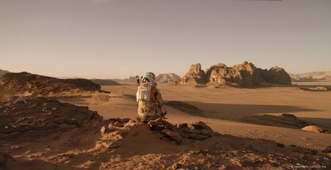 La NASA a découvert de l'oxygène atomique dans l'atmosphère de Mars | Beyond the cave wall | Scoop.it