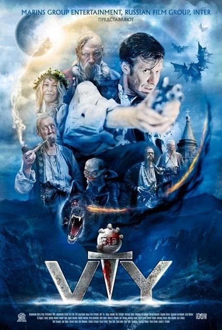 Tráiler de la superproducción fantástica rusa 'Viy 3D' - El Séptimo Arte | Animación 3D and video games | Scoop.it