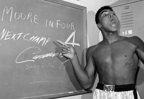 How to be the greatest: Lessons from the life and times of Muhammad Ali | WTG Blog | Scoop.it
