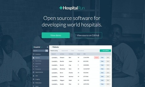 Open Source Software for Developing World Hospitals | The World of Open | Scoop.it